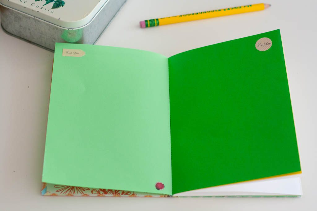 como hacer un cuaderno DIY