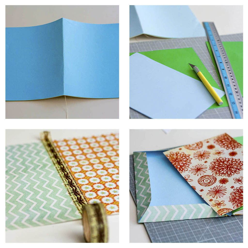 Como hacer un cuaderno personalizado en casa para regalar for Construir piscina natural paso a paso