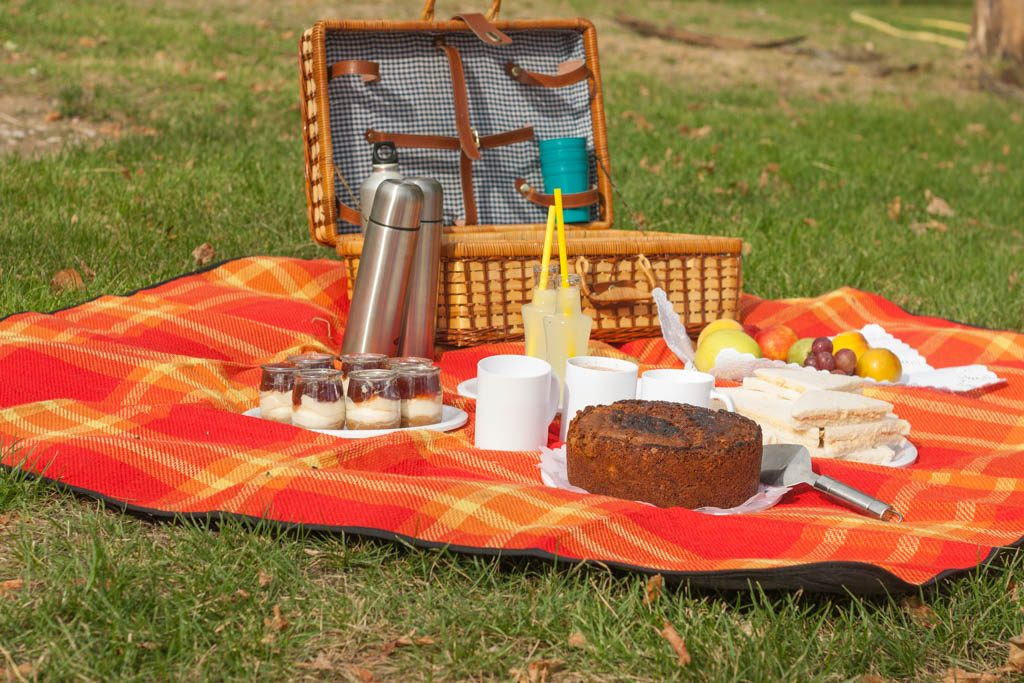 Ideas para picnic con ni os como organizar un picnic con - Platos para picnic ...