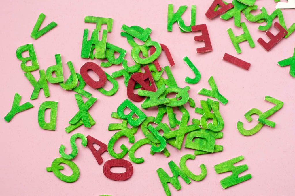abecedario montessori casero