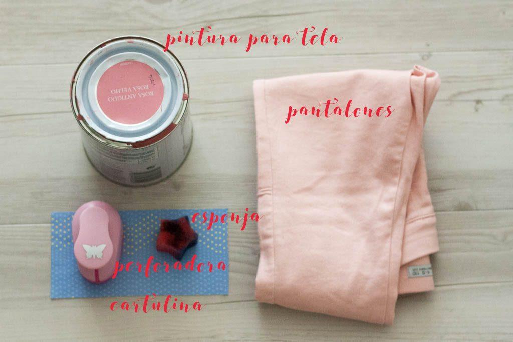 Materiales para reciclar ropa