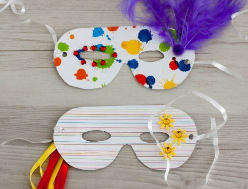 mascaras para carnaval