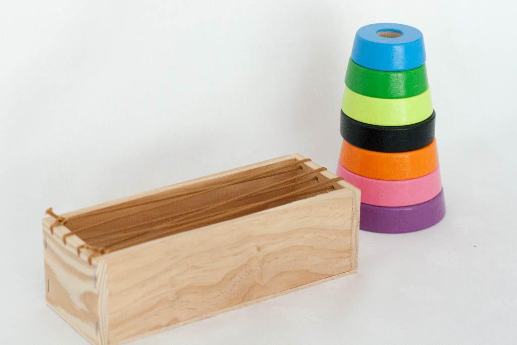 material montessori DIY