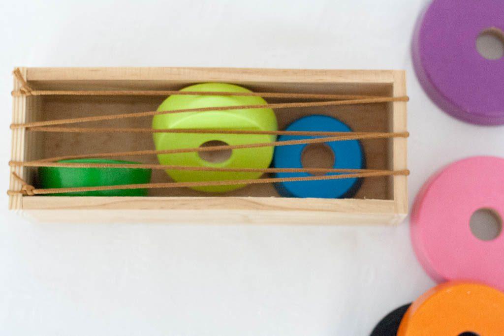 caja de experimentacion hecha en casa