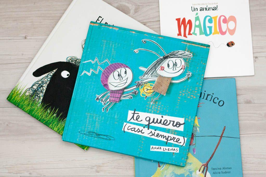 libros para  3 y 4 años