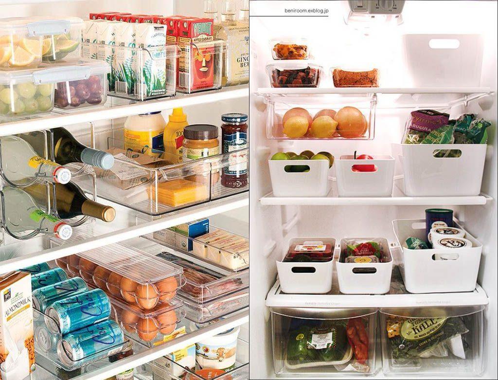 Como organizar la cocina trucos para tener la cocina for Como ordenar la nevera
