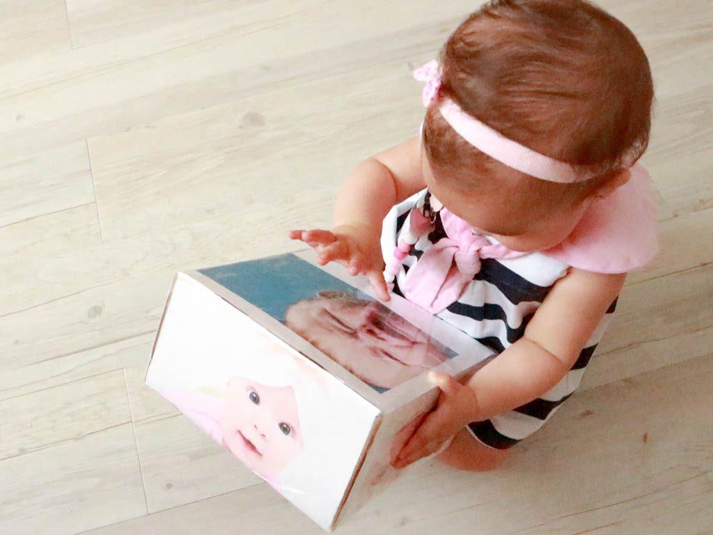 juguetes con cajas
