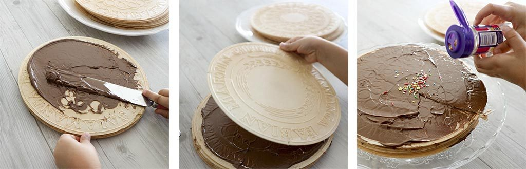 paso a paso tarta facil