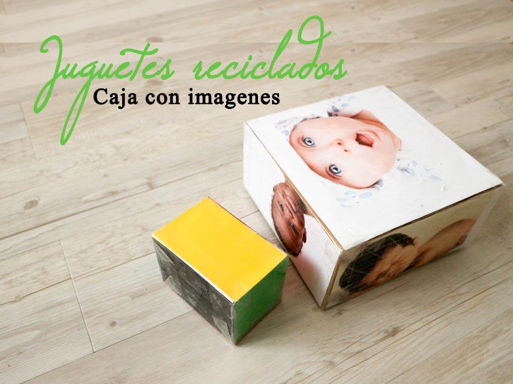 caja con imagenes