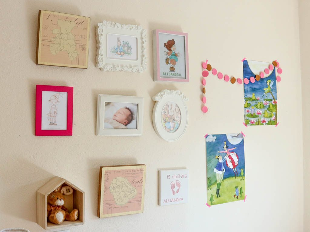 diy decoracion cuarto infantil