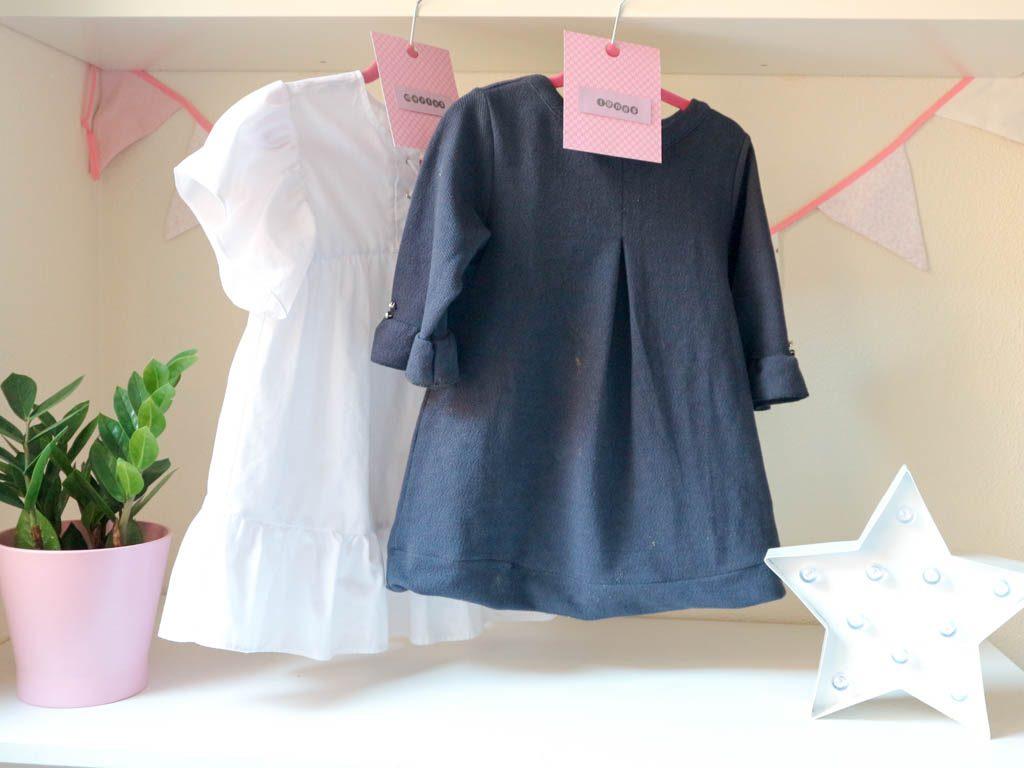 separadores de ropa para niños