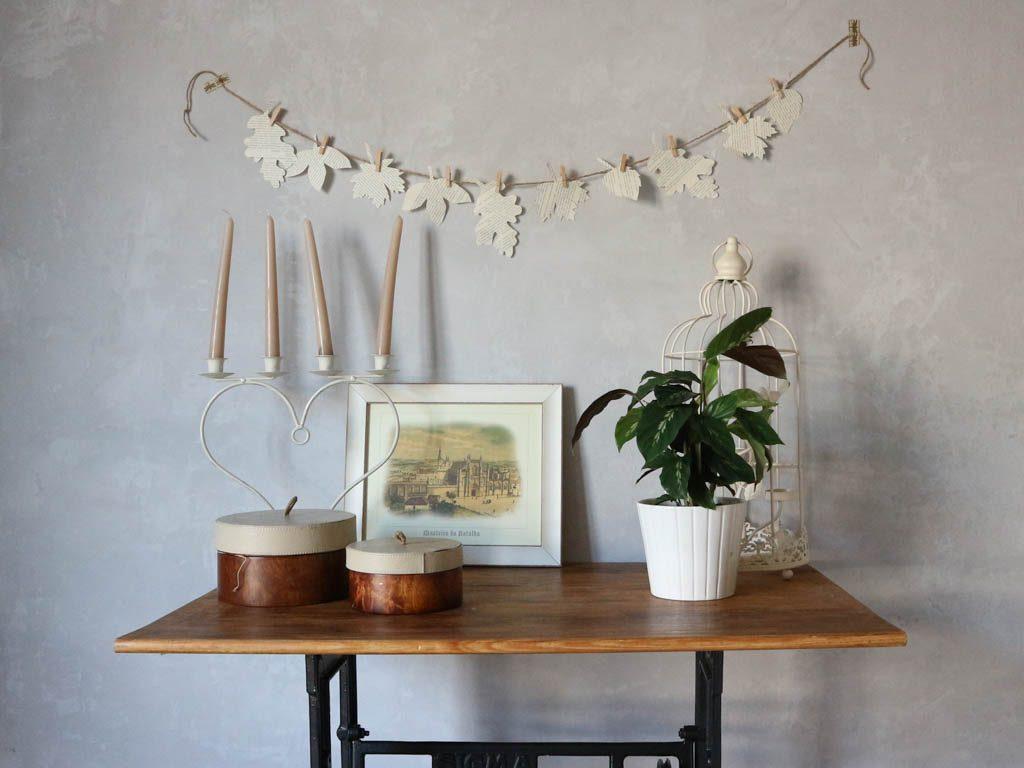 manualidades decoracion de otoño