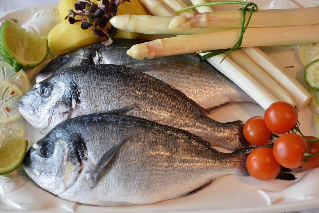 receta de pescado para niños