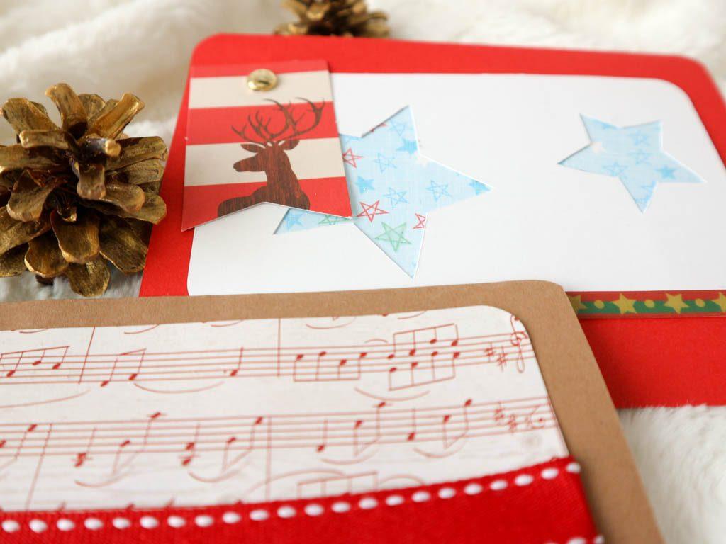 tarjetas de felicitacion de navidad