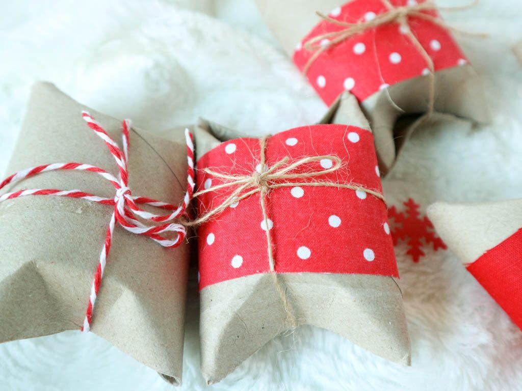 como hacer cajas para regalar