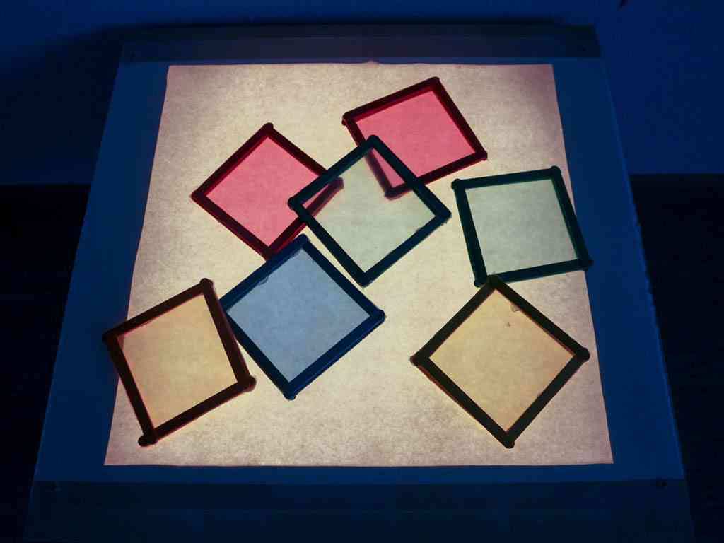 Material para mesa de luz DIY