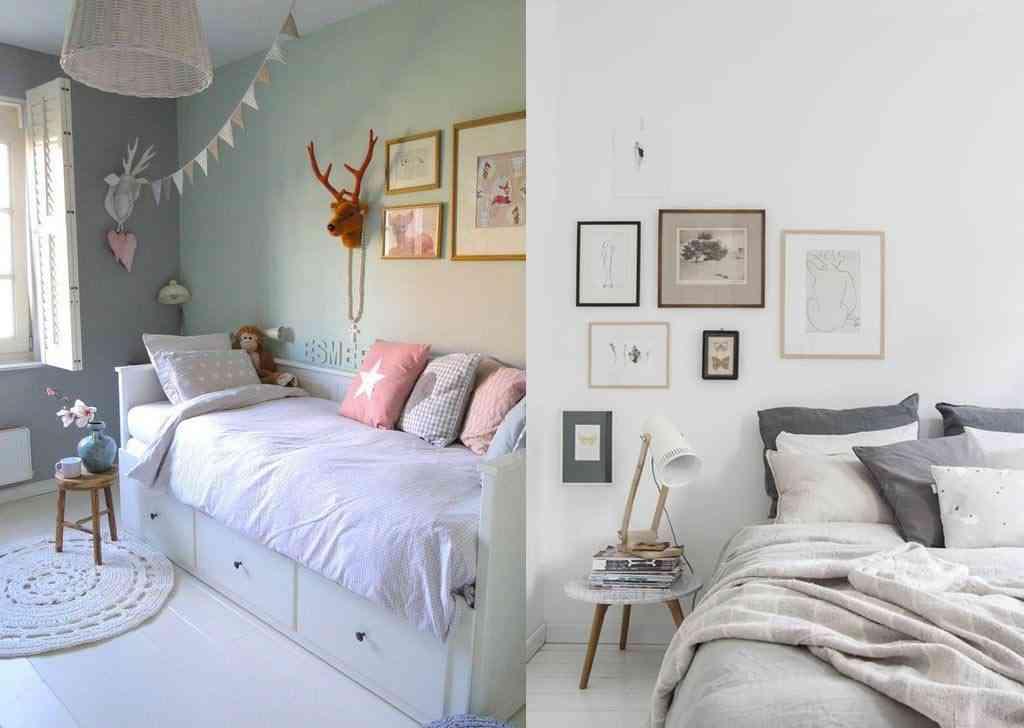 decoracion sencilla para habitaciones juveniles