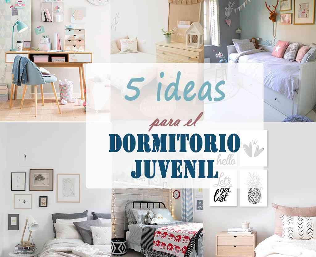 5 ideas para conseguir los mejores dormitorios juveniles for Los mejores dormitorios juveniles