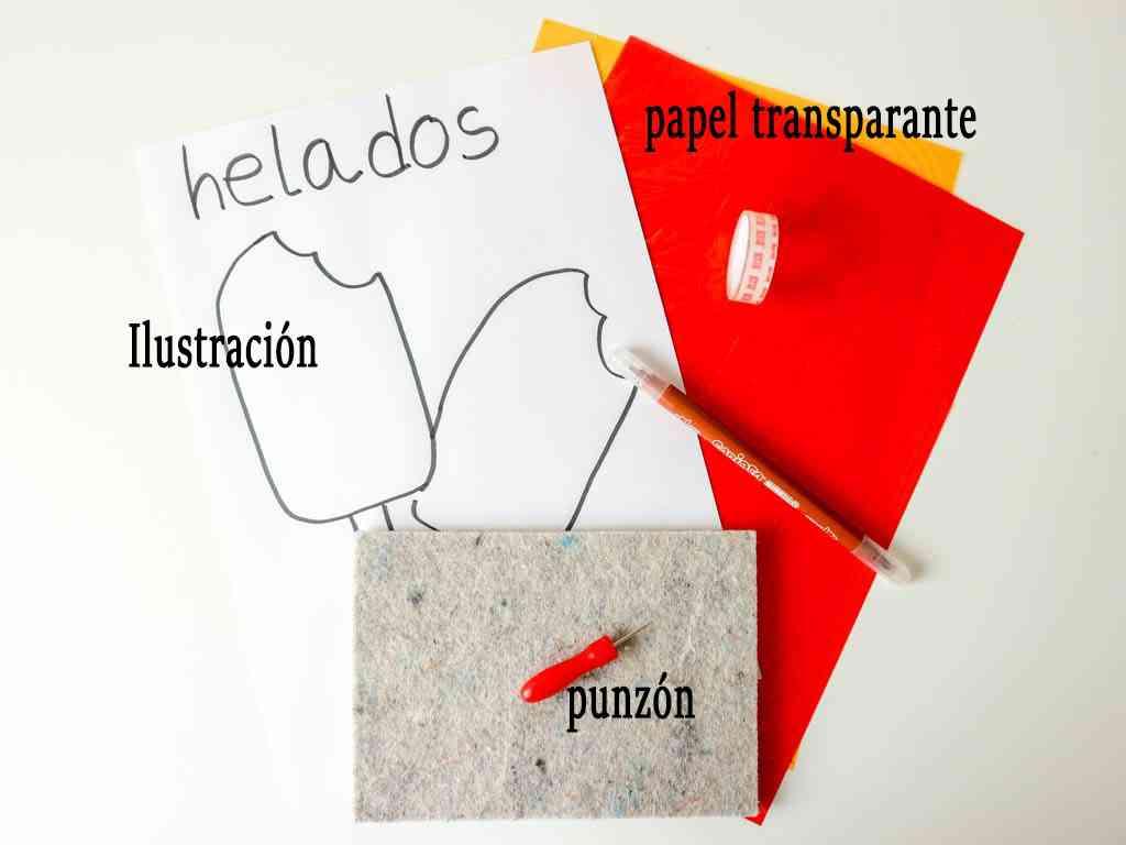 materiales para hacer manualidades sencillas para niños