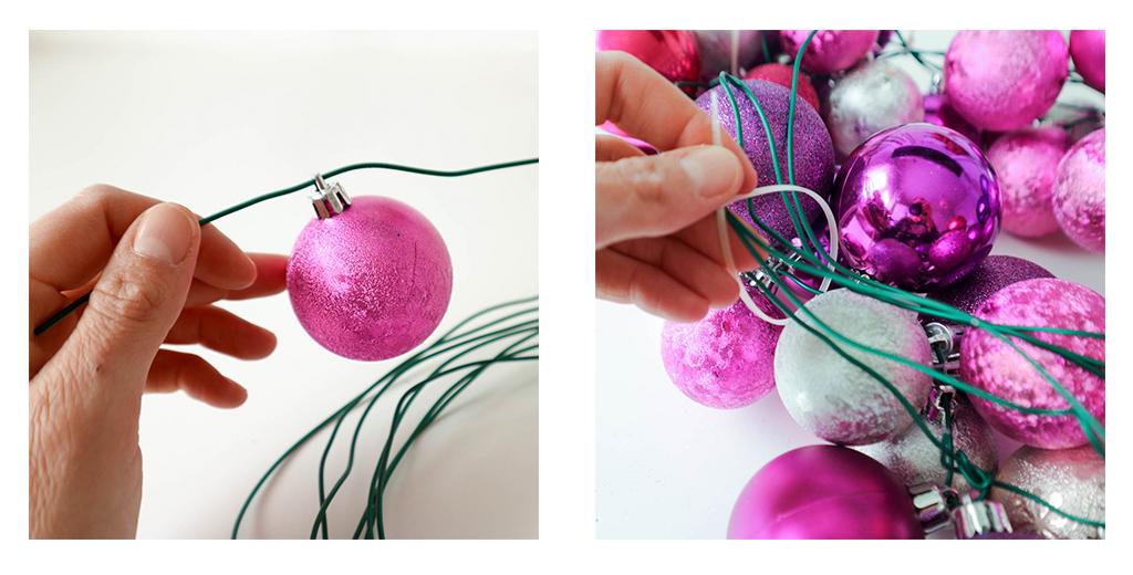 paso-a-paso-adornos de navidad caseros