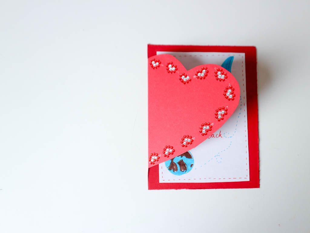 tarjetas para san valentin diy