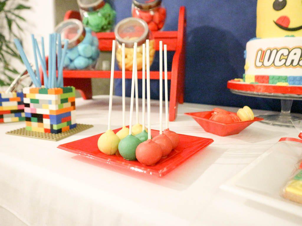 ideas para una mesa de lego