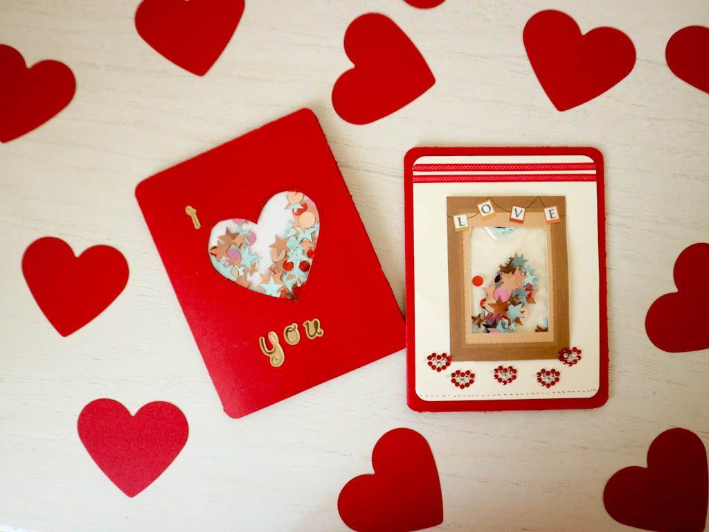tarjeta enamorados
